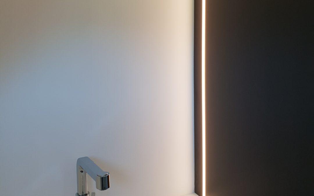 Villa privée – salle de bain