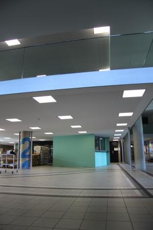 Université de Lausanne – Dalles LED