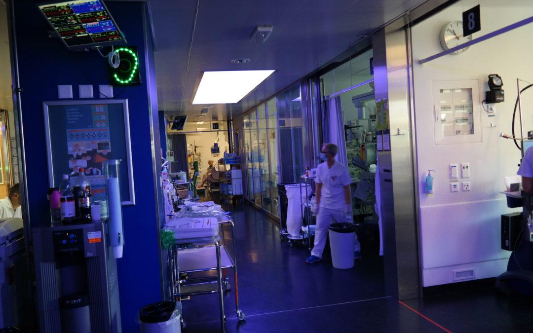 Urgences CHUV Lausanne